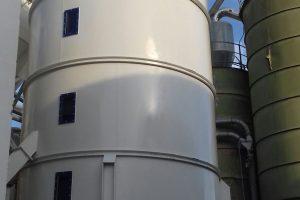 Mezcladora Vertical PET-PVC